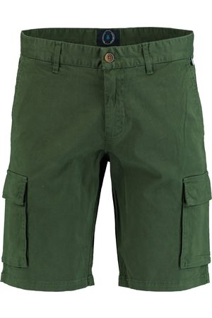 Bos Bright Blue Henry Worker Short 20109HE03SB/364 jungle
