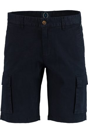 Bos Bright Blue Henry Worker Short 20109HE03SB/290 navy