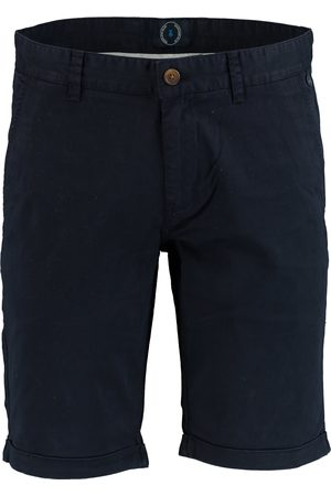 Bos Bright Blue Barry Chino Short 20109BA01SB/290 navy