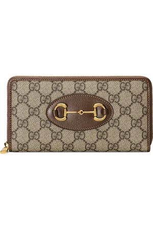 Gucci Horsebit 1955 zip around wallet