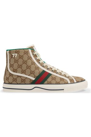 Gucci Men's Tennis 1977 high top sneaker