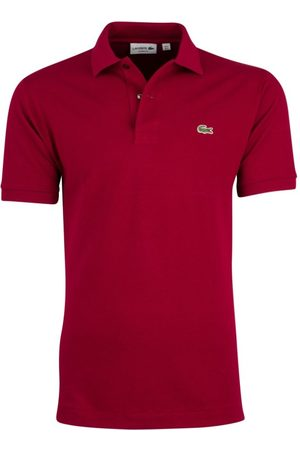 Lacoste Heren Poloshirts - Classic Fit polo bordeaux