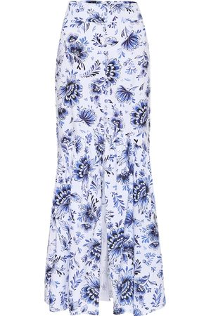ALEXANDRA MIRO Exclusive to Mytheresa – Delliah printed cotton skirt