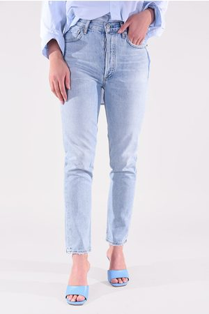 Citizens of Humanity Dames High waisted - Jeansbroek Charlotte high rise straight 1731B-9830