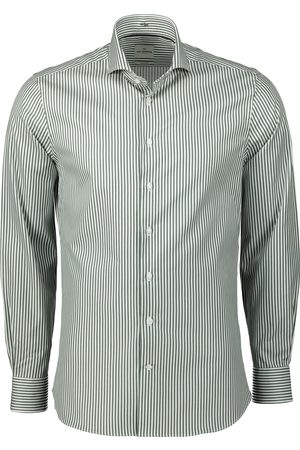 Jac Hensen Heren Overhemden - Overhemd - Slim Fit