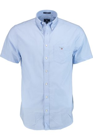 GANT Heren Casual - The Broadcloth Reg SS BD 3046401/420