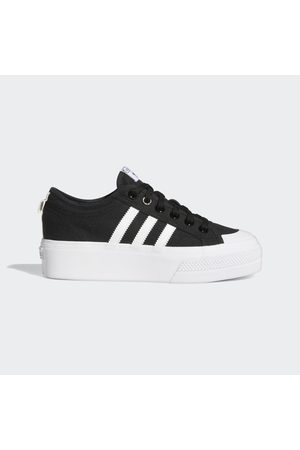 Adidas Dames Schoenen - Nizza Platform Schoenen