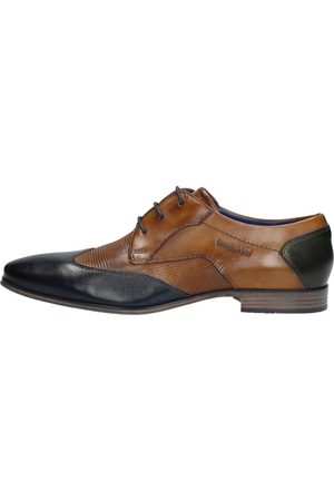 Bugatti Heren Lage schoenen - Morino - Cognac