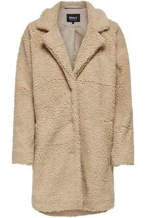 Only Sherpa Coat Dames
