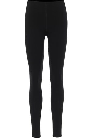 Alaïa Stretch-wool leggings