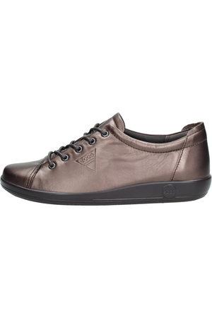 Ecco Dames Lage schoenen - Soft 2.0 - Brons