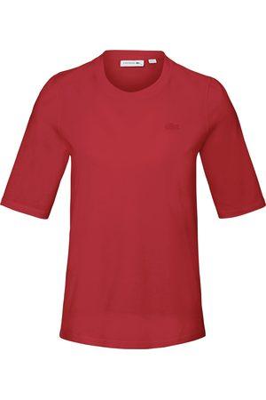 Lacoste Dames Shirts - Shirt van 100% katoen met ronde hals Van
