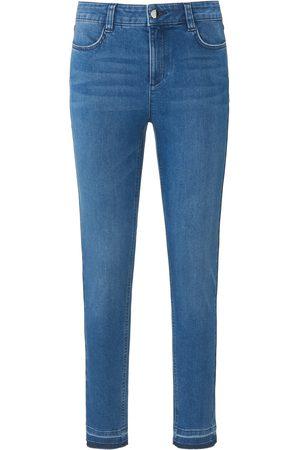 DAY.LIKE Dames Skinny - Enkellange Skinny Fit-jeans in smal 4-pocketsmodel Van