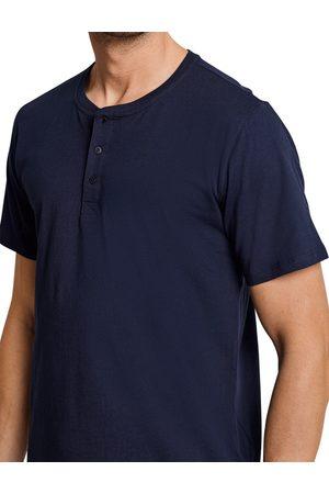 Schiesser Pyjamashirt korte mouw
