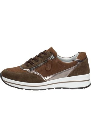 Sub55 Dames Sneakers - Cognac