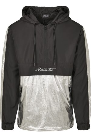 Mister Tee Heren Windbreakers - Tussenjas ' Reflective Windbreaker