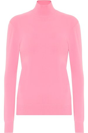 Bottega Veneta Dames Coltruien - Stretch-jersey turtleneck top