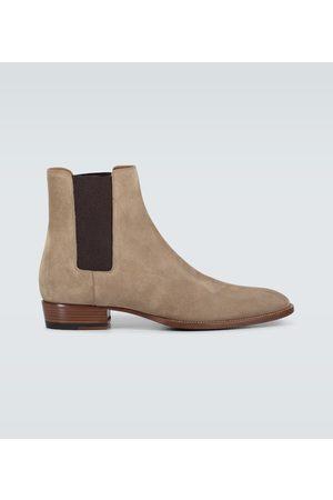 Saint Laurent Heren Enkellaarzen - Wyatt Chelsea boots