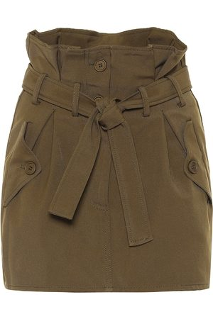 The Attico Paperbag miniskirt