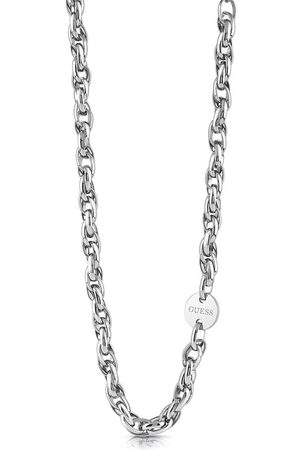 Guess Kettingen Kettingen Chain Reaction UBN29038 Zilverkleurig