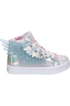 Skechers Meisjes Sneakers - Twinkle Toes hoge sneakers