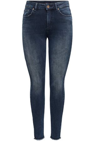 Only Onlblush Life Ankle Skinny Jeans Dames