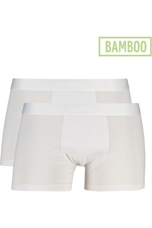 Slater 2-pack boxershorts wit bamboo