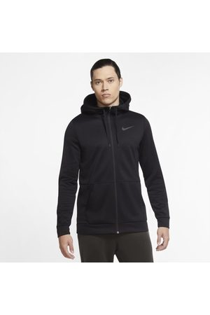 Nike Heren Sweaters - Therma Trainingshoodie met rits voor heren
