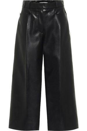 Stella McCartney Charlotte faux leather culottes