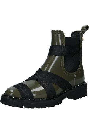 LEMON JELLY Dames Enkellaarzen - Chelsea boots 'FRANKIE