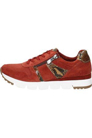 Marco Tozzi Dames Sneakers - Brick