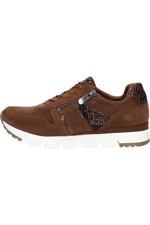 Marco Tozzi Dames Sneakers - Cognac