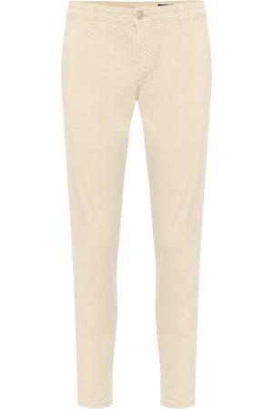 AG Jeans Caden stretch-cotton cropped pants