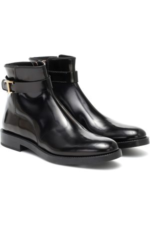 Tod's T Timeless leather ankle boots