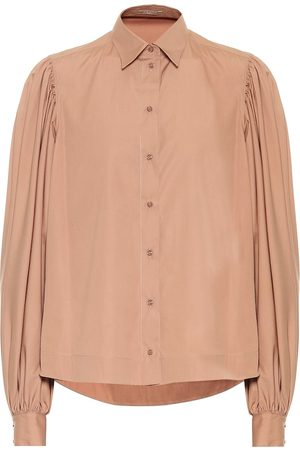 Alaïa Cotton poplin shirt