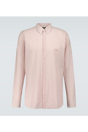 Fendi Alabastro striped shirt
