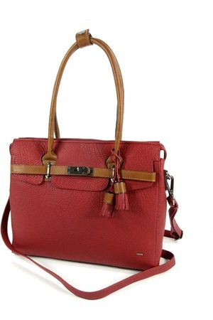 Berba Dames Laptop- & Businesstassen - CHAMONIX damestas schoudertas business tas