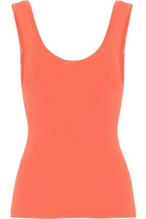 ZIMMERMANN Juliette ribbed-knit tank top