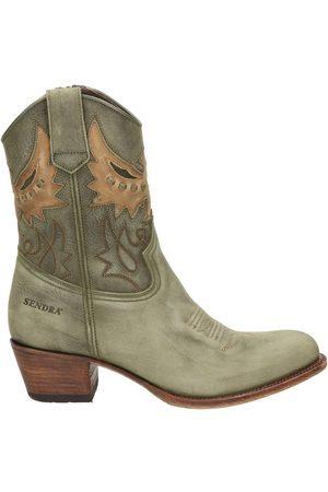 Sendra Dames Cowboy & Bikerboots - 16227 Debora cowboylaarzen