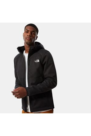 The North Face The North Face Quest-softshell-jas Met Capuchon Voor Heren Tnf Black/tnf Black Größe L Heren