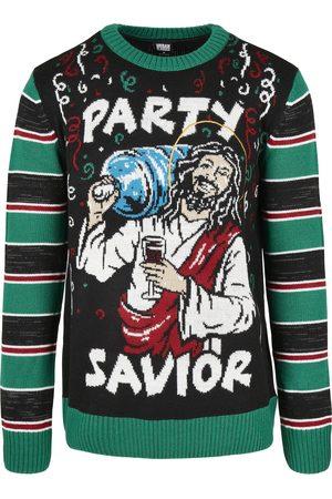 Urban classics Sweatshirt ' Savior Christmas Sweater