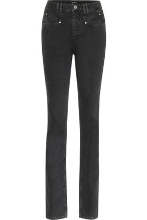Isabel Marant Nominic high-rise jeans