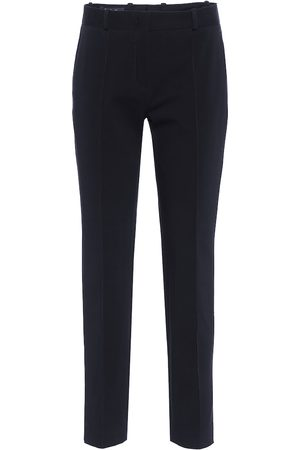 Loro Piana Mid-rise stretch-cotton pants