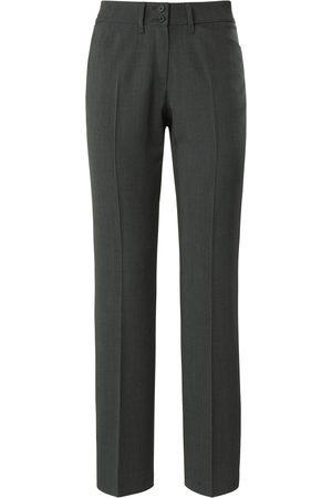 Brax Dames Riemen - Feminine Fit-broek model Celine met riemlussen Van Feel Good