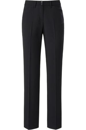 Brax Feminine Fit-broek model Celine met riemlussen Van Feel Good