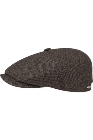 Stetson Heren Petten - Hatteras Wool Mix Pet by