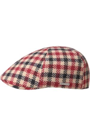 Stetson Heren Petten - Texas Vichy Check Pet by