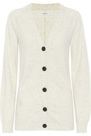 Isabel Marant Karrick cotton-blend cardigan