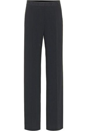 Dorothee Schumacher Modern Attitude high-rise wide-leg pants