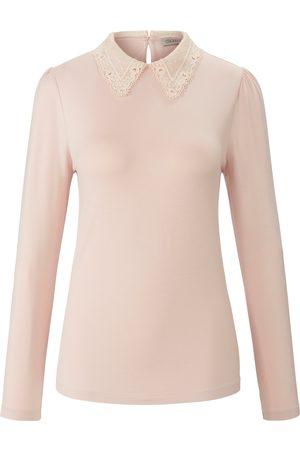 Uta Raasch Shirt met ronde hals en lange mouwen Van
